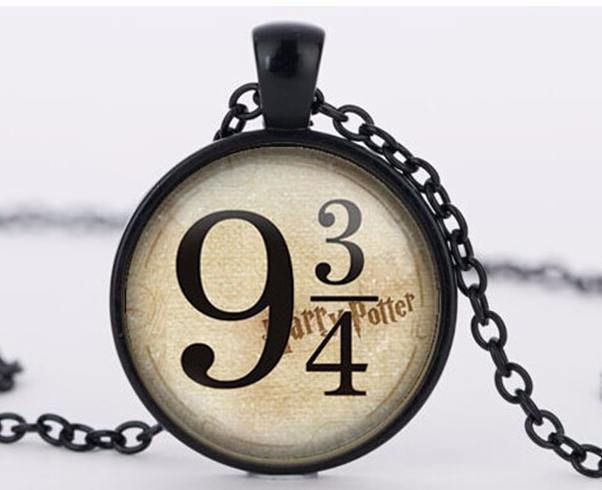 Necklace - Platform 9 3/4 Necklace