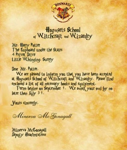 Beautiful ... Harry Potter Owl Post With Hogwarts Acceptance Letter Necklace Awesome Ideas