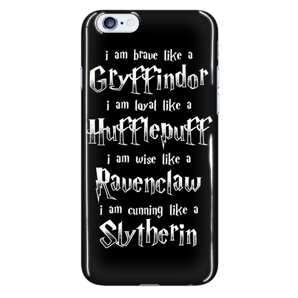 "Phone Cases - Limited Edition - Harry Potter "" I Am"" Iphone 5/6/6 Plus Cover"