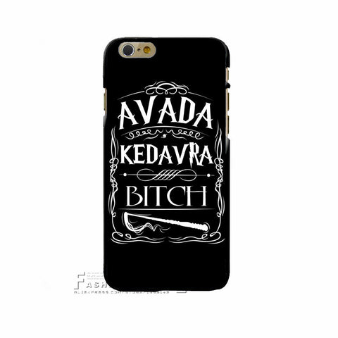 **35% Discount** Harry Potter Avada Kedavra Case