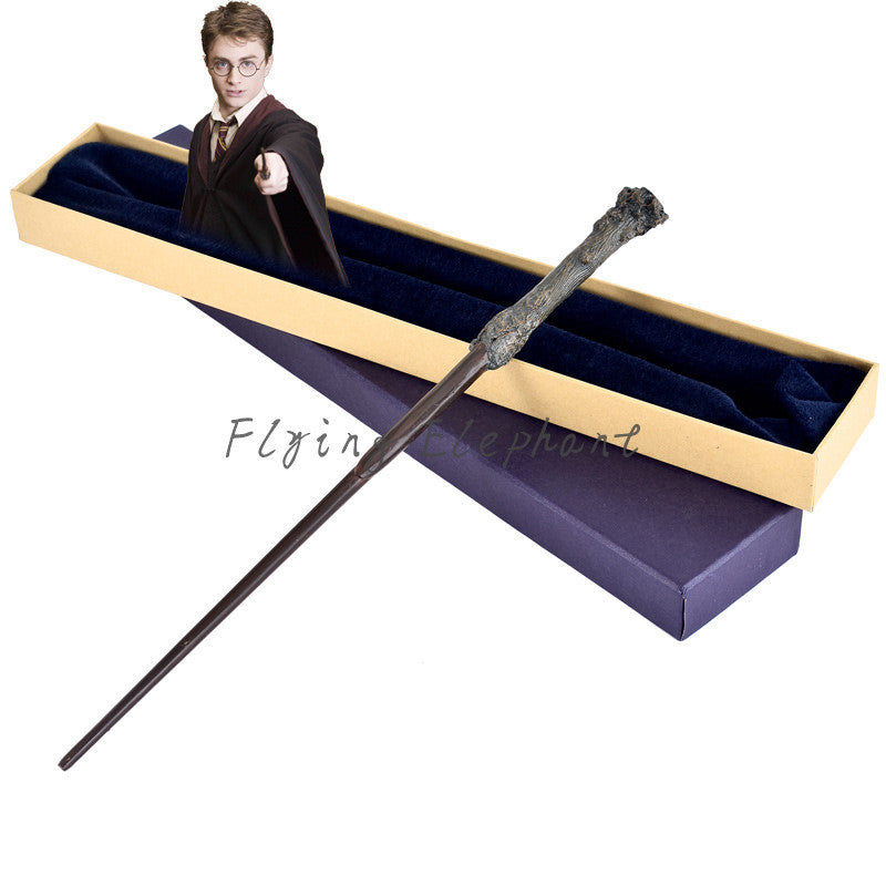 Metal Core  Magic Wand/Wizard Harry Potter Magical Wands/Quality Gift Box Packing