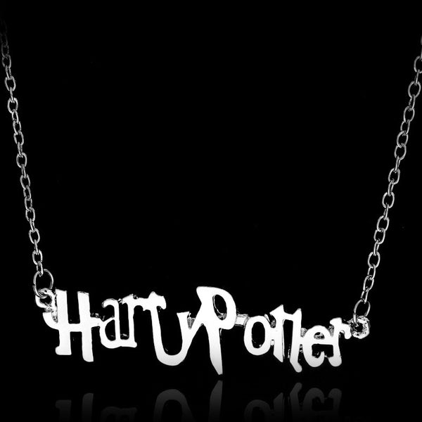 **35% Discount** Harry Potter Monogram Necklace