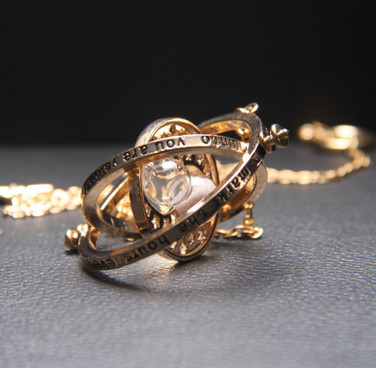 **31% Discount** Harry Potter Time Turner Necklace
