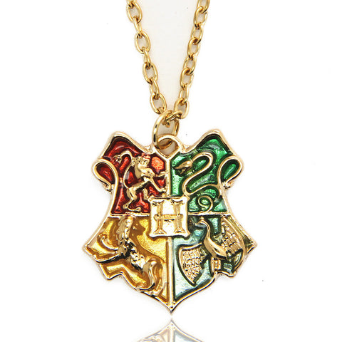 **24% Discount** Harry Potter Hogwarts Necklace
