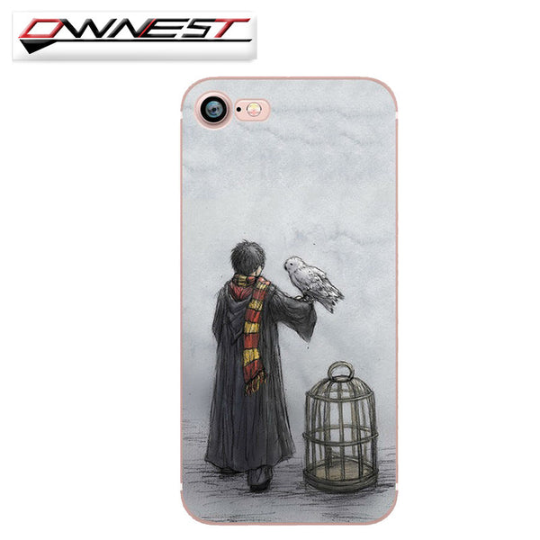 **35% Discount** Harry Potter iPhone Case