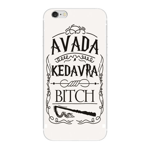 **38% Discount** Avada Kedavra Case For Samsung Galaxy & iPhone