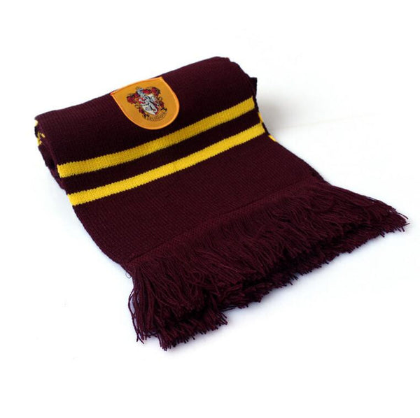 **35% Discount** Harry Potter Gryffindor & Slytherin Hufflepuff Scarf