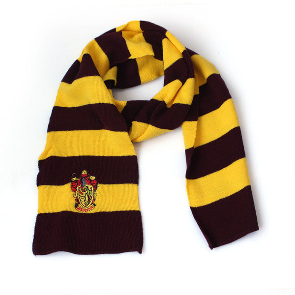 **32% Discount** Harry Potter Magic House Knitted Scarf