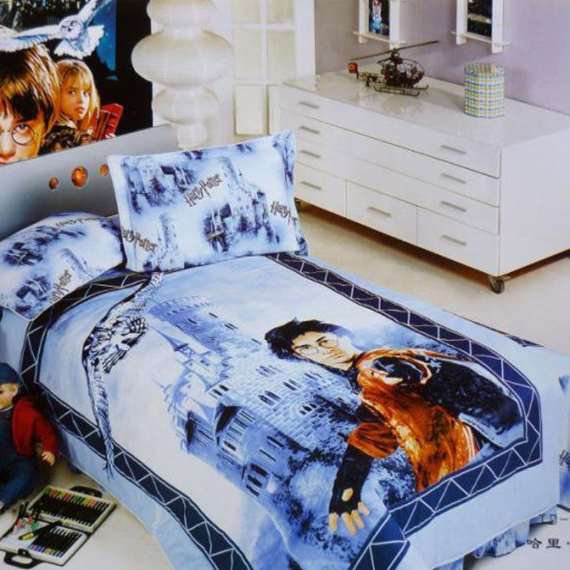 Harry Potter Teen Bedding Sets Twin Full Size Duvet Cover Bed