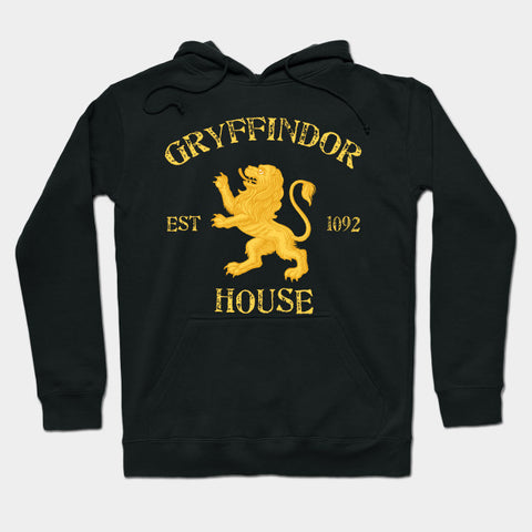 HP House Gryffindor hoodies 2017