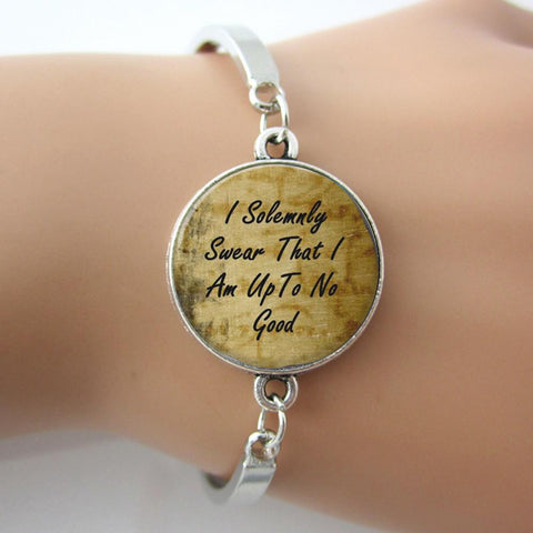 **33% Discount** I Solemnly Swear I Am Up To No Good Bracelet