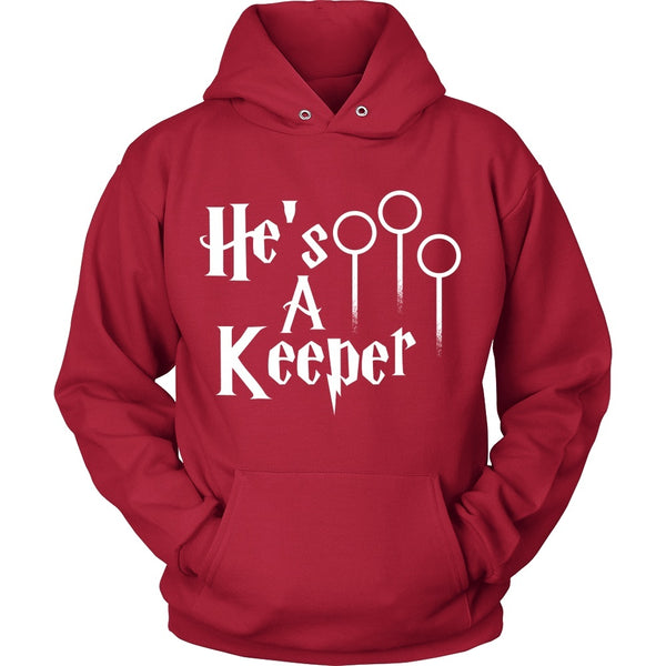 T-shirt - Limited Edition - Harry Potter He`s A Keeper