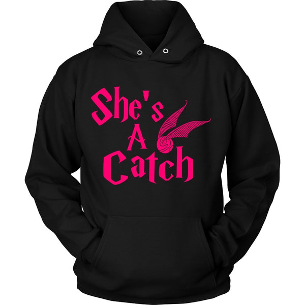 T-shirt - Limited Edition - Harry Potter She`s A Catch