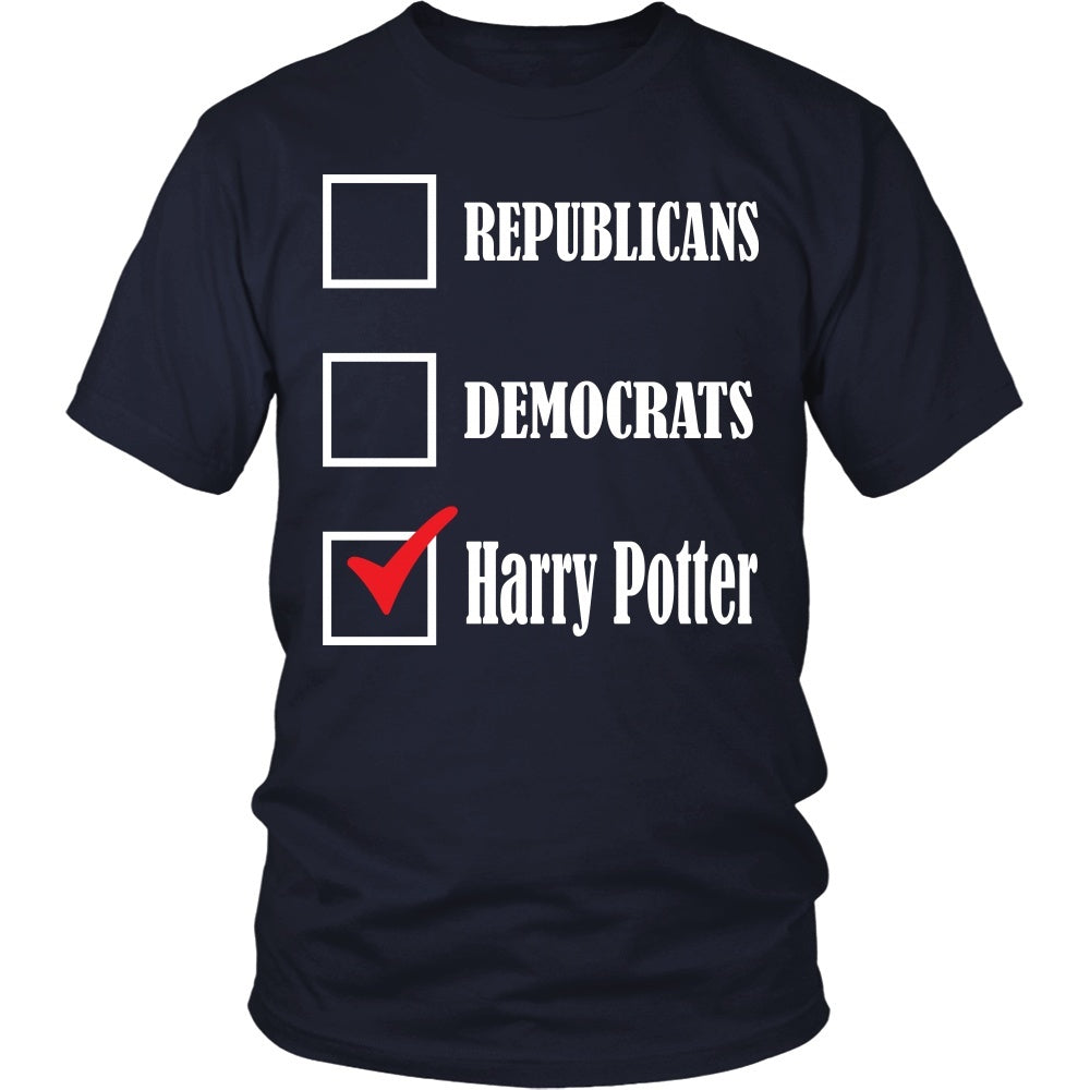T-shirt - My Vote For Harry