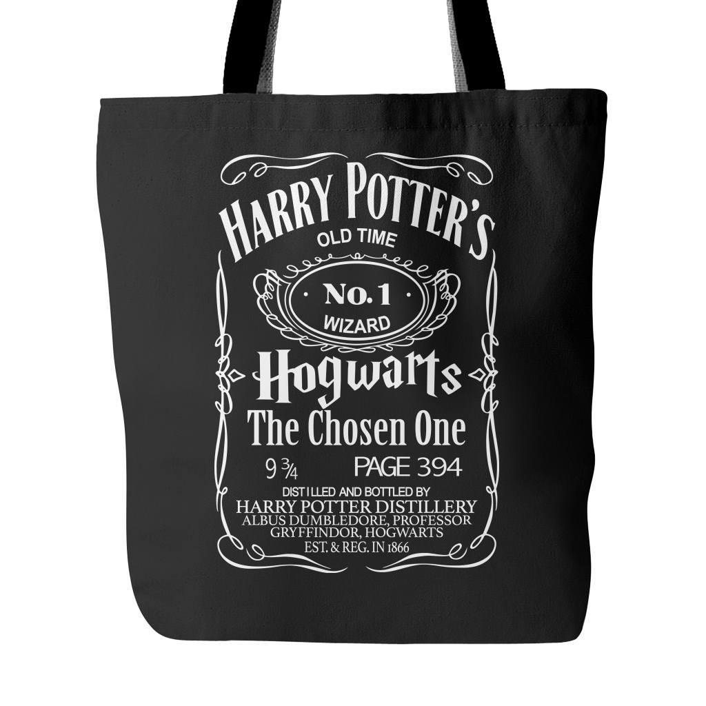 Tote Bags - Harry Potter Label