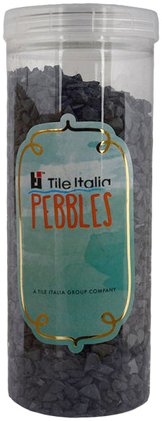 Located in Bangalore, Tile Italia Pebbles is the best option for you to buy chips! We are India's leading supplier and wholesale dealers in pebbles and chips. These Black chips are great for interiors, landscaping and garden décor. Quirky and colourful they are great as gifts for every occasion. They require low maintenance and are cheap and reasonable. They easily fit into your home décor and enhance beauty of any place.