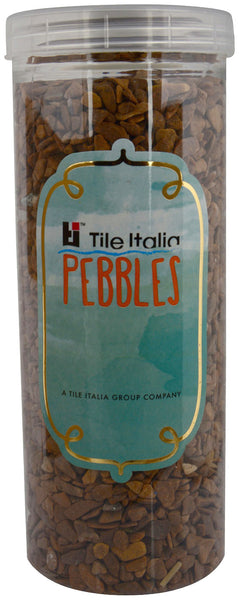 Located in Bangalore, Tile Italia Pebbles is the best option for you to buy chips! We are India's leading supplier and wholesale dealers in pebbles and chips. These Buff Yellow chips are great for interiors, landscaping and garden décor. Quirky and colourful they are great as gifts for every occasion. They require low maintenance and are cheap and reasonable. They easily fit into your home décor and enhance beauty of any place.