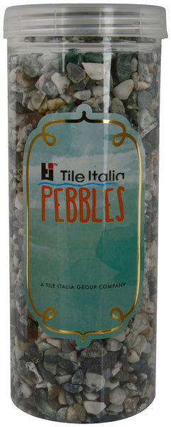Located in Bangalore, Tile Italia Pebbles is the best option for you to buy chips! We are India's leading supplier and wholesale dealers in pebbles and chips. These Zebra chips are great for interiors, landscaping and garden décor. Quirky and colourful they are great as gifts for every occasion. They require low maintenance and are cheap and reasonable. They easily fit into your home décor and enhance beauty of any place.