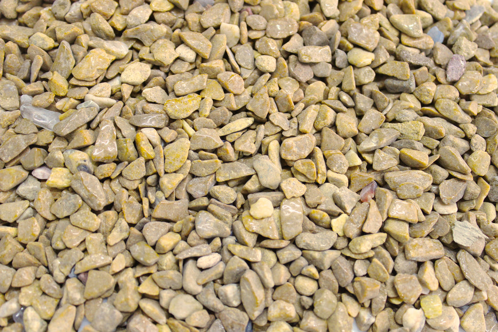 Located in Bangalore, Tile Italia Pebbles is the best option for you to buy chips! We are India's leading supplier and wholesale dealers in pebbles and chips. These Jaisalmer polished chips are great for interiors, landscaping and garden décor. Quirky and colourful they are great as gifts for every occasion. They require low maintenance and are cheap and reasonable. They easily fit into your home décor and enhance beauty of any place.
