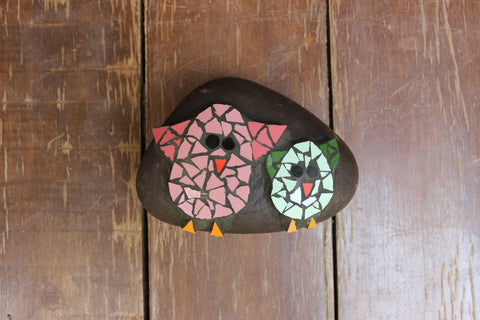 Located in Bangalore, Tile Italia Pebbles is the best option for you to buy Mosaic pebbles! We are India's leading supplier and wholesale dealers in pebbles. These Mosaic Baby birds are great for interiors, landscaping and garden décor. Quirky and colourful they are great as gifts for every occasion. They require low maintenance and are cheap and reasonable. They easily fit into your home décor and enhance beauty of any place.