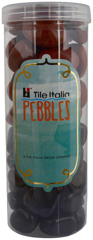 Located in Bangalore, Tile Italia Pebbles is the best option for you to buy pebbles! We are India's leading supplier and wholesale dealers in pebbles. These Black & Jasper polished pebbles are great for interiors, landscaping and garden décor. Quirky and colourful they are great as gifts for every occasion. They require low maintenance and are cheap and reasonable. They easily fit into your home décor and enhance beauty of any place.