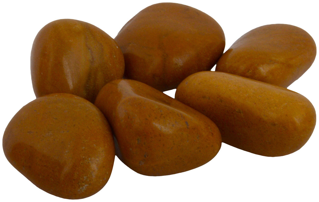 Located in Bangalore, Tile Italia Pebbles is the best option for you to buy pebbles! We are India's leading supplier and wholesale dealers in pebbles. These jaisalmer polished pebbles are great for interiors, landscaping and garden décor. Quirky and colourful they are great as gifts for every occasion. They require low maintenance and are cheap and reasonable. They easily fit into your home décor and enhance beauty of any place. They are widely used in aquariums as well.