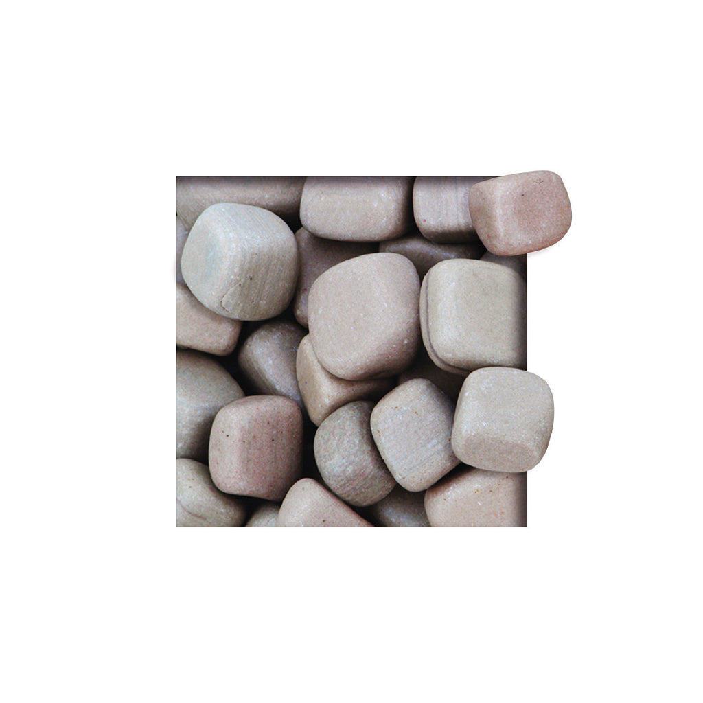 Located in Bangalore, Tile Italia Pebbles is the best option for you to buy tumbled pebbles! We are India's leading supplier and wholesale dealers in pebbles. These Beige Tumbled pebbles are great for interiors, landscaping and garden décor. Quirky and colorful they are great as gifts for every occasion. They require low maintenance and are cheap and reasonable. They easily fit into your home décor and enhance beauty of any place.