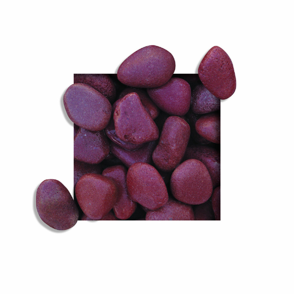 Located in Bangalore, Tile Italia Pebbles is the best option for you to buy tumbled pebbles! We are India's leading supplier and wholesale dealers in pebbles. These Red Sandstone tumbled pebbles are great for interiors, landscaping and garden décor. Quirky and colorful they are great as gifts for every occasion. They require low maintenance and are cheap and reasonable. They easily fit into your home décor and enhance beauty of any place.