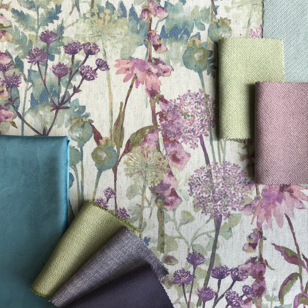Our Guide to Buying Furnishing Fabric