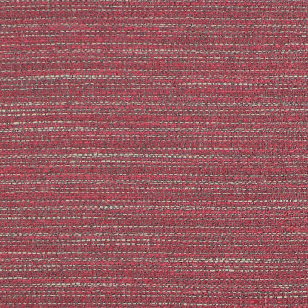 McAlister Textiles Hamleton Red Textured Plain Curtains Tailored Curtains
