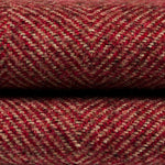 Load image into Gallery viewer, McAlister Textiles Herringbone Red Fabric Fabrics