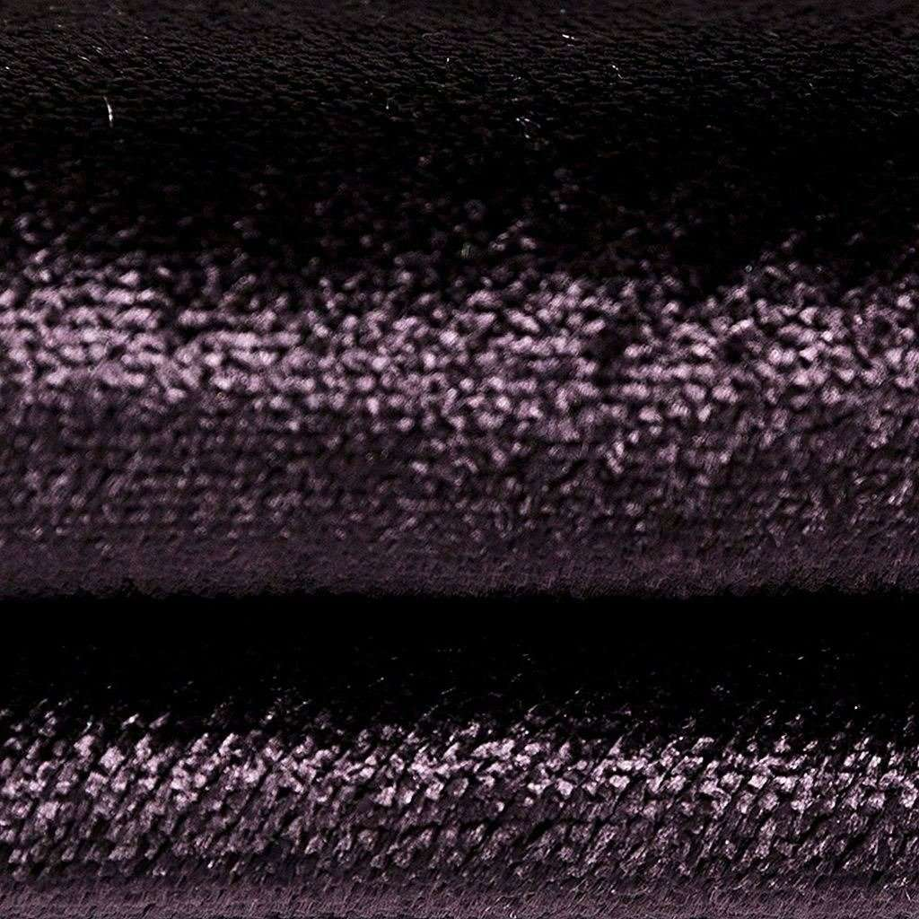 McAlister Textiles Aubergine Purple Crushed Velvet Table Runner Throws and Runners
