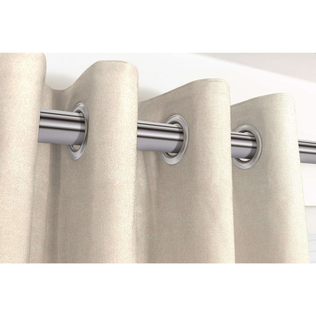 McAlister Textiles Matt Champagne Gold Velvet Curtains Tailored Curtains