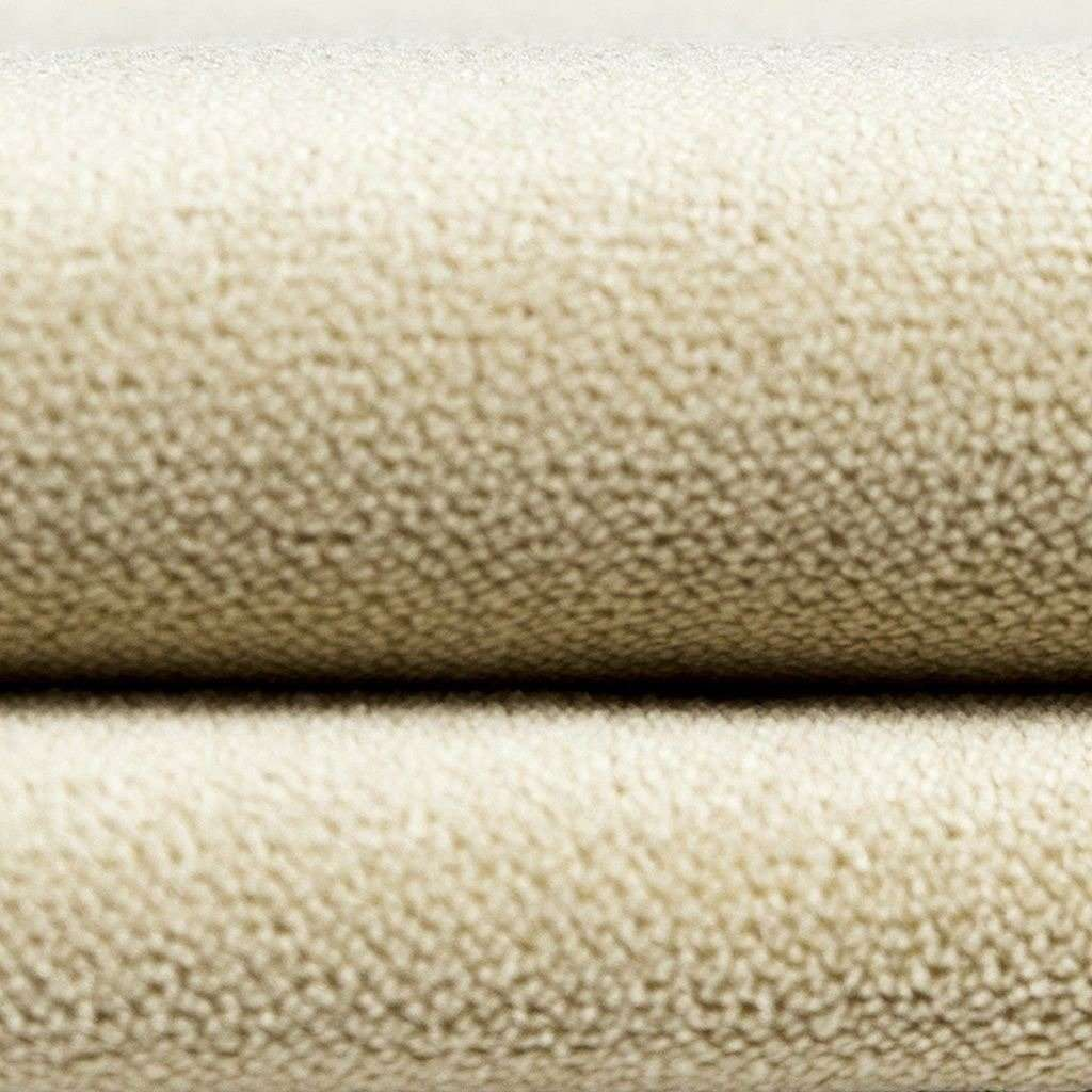 McAlister Textiles Matt Champagne Gold Velvet Table Runner Throws and Runners