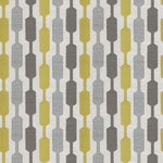 Load image into Gallery viewer, McAlister Textiles Lotta Yellow + Grey Roman Blind Roman Blinds