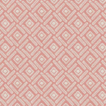 Load image into Gallery viewer, McAlister Textiles Elva Geometric Blush Pink Curtains Tailored Curtains