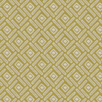 Load image into Gallery viewer, McAlister Textiles Elva Geometric Ochre Yellow Curtains Tailored Curtains