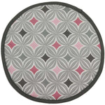 Charger l'image dans la galerie, McAlister Textiles Laila Pink Cotton Print Bread Basket Kitchen Accessories