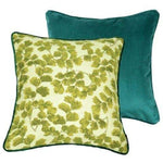 Cargar imagen en el visor de la galería, McAlister Textiles Tapestry Maidenhair Fern Green Cushion Cushions and Covers