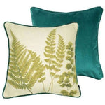 Carica l'immagine nel visualizzatore di Gallery, McAlister Textiles Tapestry Mixed Fern Green Cushion Cushions and Covers