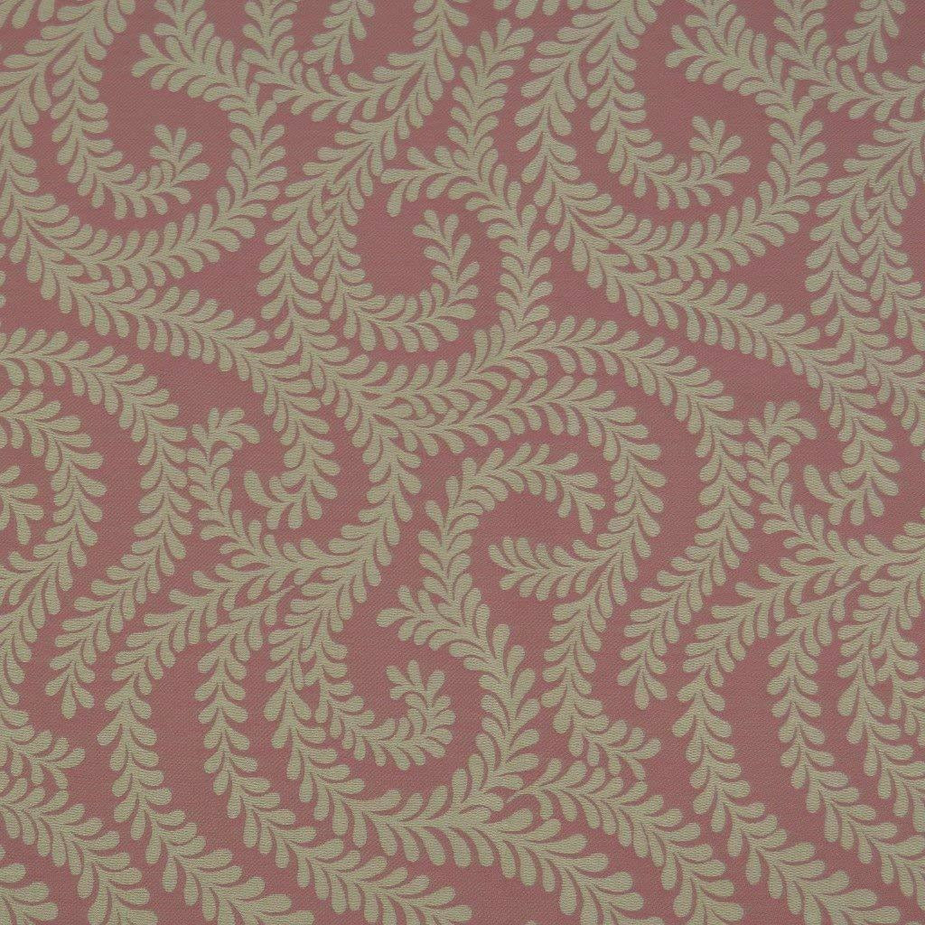 McAlister Textiles Little Leaf Blush Pink Throws & Runners Throws and Runners