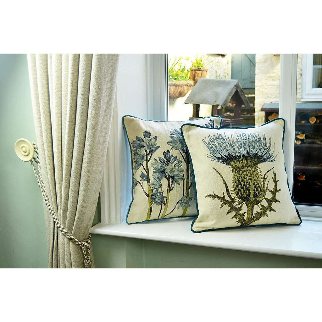 McAlister Textiles Tapestry Highland Thistle Cushion Cushions and Covers