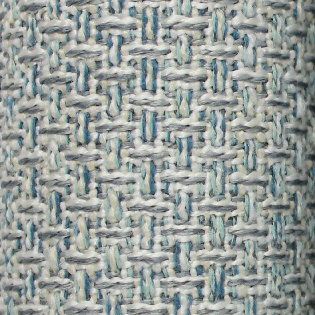 McAlister Textiles Skye Tweed Cushion - Teal Cushions and Covers
