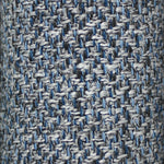 Carica l'immagine nel visualizzatore di Gallery, McAlister Textiles Harris Tweed Cushion - Blue & Grey Cushions and Covers