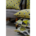 Load image into Gallery viewer, McAlister Textiles Laila Cotton Ochre Yellow Curtains Tailored Curtains