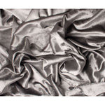 Load image into Gallery viewer, McAlister Textiles Crushed Velvet Silver Fabric Fabrics