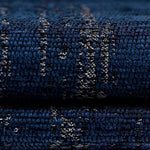 Load image into Gallery viewer, McAlister Textiles Textured Chenille Navy Blue Pillow Pillow