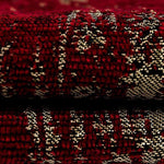 Load image into Gallery viewer, McAlister Textiles Textured Chenille Wine Red Fabric Fabrics 1/2 Metre