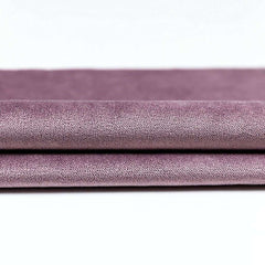 McAlister Textiles Matt Heather Purple Velvet Fabric-Fabrics-