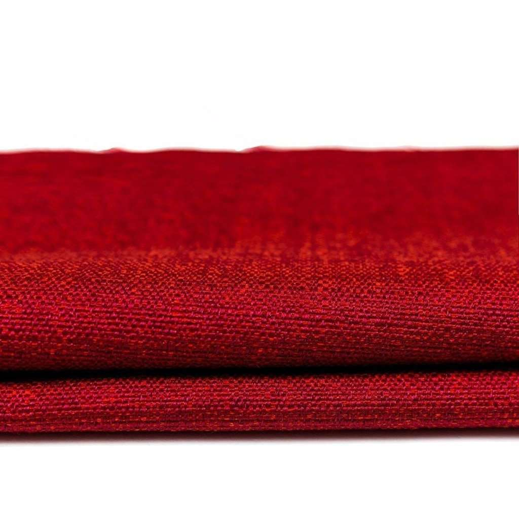 McAlister Textiles Savannah Wine Red Fabric Fabrics